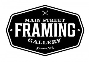 Main Street Framing Gallery Logo