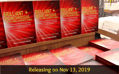 Brilliant Breakthroughs for the Small Business Owner, Volume 3
