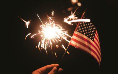 Independence Day Fireworks courtesy of Patrick Henry