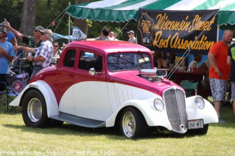 Cars on Main classic car image