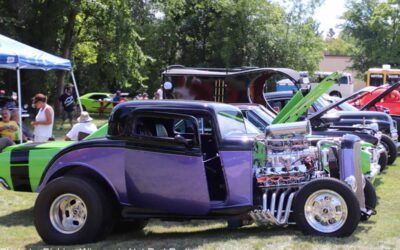 Cars on Main – Hot Rods, Classic Cars, Complimentary Snacks & Drinks